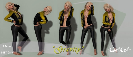 "::WetCat:: ""Gravity"" Runway Set"