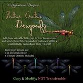 [DDD] Flutter Critter - Dragonflies