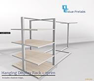 Mue ~Hanging Rack Display