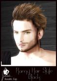 ::MF:: Ramy Hair Style- BLACK