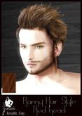 ::MF:: Ramy Hair Style - red head