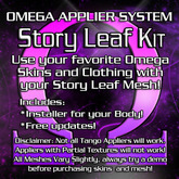 Omega System Kit for StoryLeaf