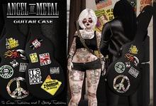 .:Angel of Metal:. Guitar Case