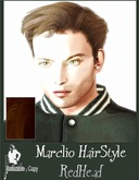 ::MF:: Marclio HairStyle - RedHead