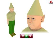 Child Gnome (Dank! Slayer!)
