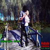 *Kabuki FULL PERM ~ Standing Cuddles ~ Full Pack V2