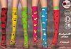 :LoLla's: Closet Babydoll Socks {Circus}