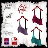 .:f etiche petite:. Gift 3 Tops(Applier incl.)