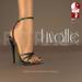 {Livalle} Modig -High Strapped Sandals- FATPACK