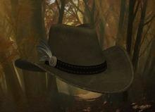 #Cowboy Hat *Hunter*