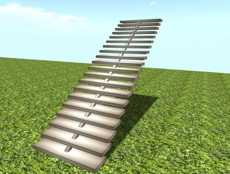 Stair mesh