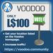Voodoo vendor votebox