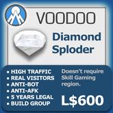 XPLODER : Voodoo Sploder (Diamond Edition) - Advanced traffic building xploder