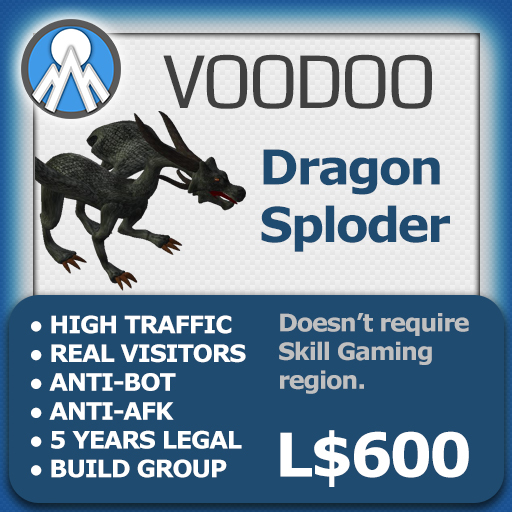 !  ! Voodoo Sploder 1.25 - Dragon