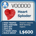 Voodoo vendor heart
