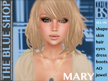 MARY Complete Avatar NEW