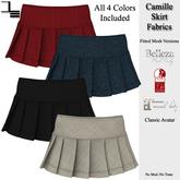 DE Designs - Camille Skirt - Fabrics