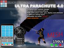 Ultra Parachute 4.0 - Delacruz Technologies