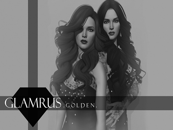 .GlamRus. Golden