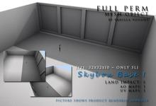 MESH Skybox Base 5LI 32x32x10 (full perm)