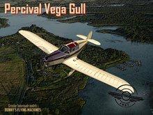 =TBM= Percival Vega Gull