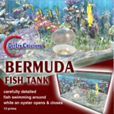 BERMUDA Fish Tank