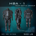 [BW] HBA-1 - Heavy Battle Armour