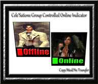 Cele'Sations Group Online Indicator