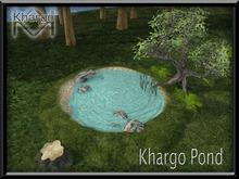KHARGO POND