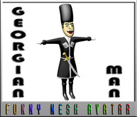 GEORGIAN MAN - MESH
