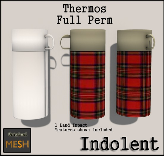 [INDO] Thermos 1LI Full Perm