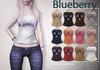 Blueberry Lils - Maitreya / Belleza / Slink - Fat Pack
