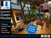 Daydreamer Greenhouse - fully furnished!