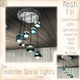 ~SALE~ Tea Cup Lights
