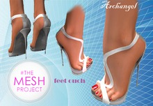 Archangel designer shoes TMP ouch fitted Barbara