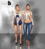 .[ pose+ivity ]. Homegirls