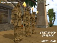 StatueGod Fatpack - [Rakahem Serie]