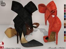 %50 PROMO - Bens Boutique - Bowella Stiletto (Slink High) - FATPACK (WEAR)