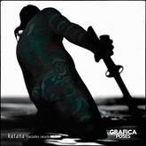 grafica ~ katana (10 pose set)
