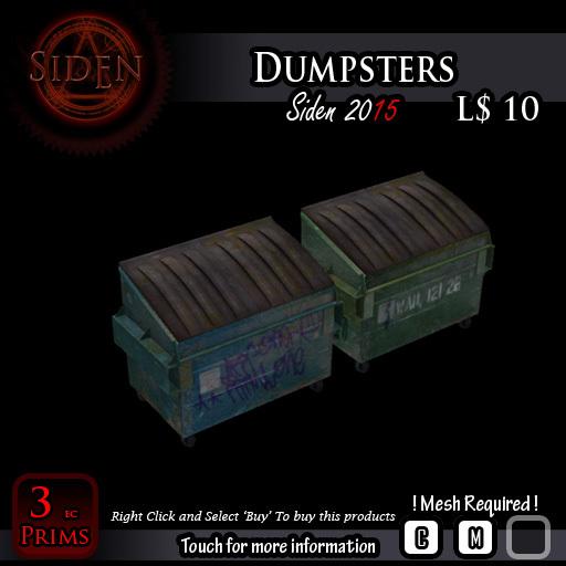 Dumpsters (BOX)