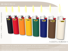 BWish - Lighter 8 Colors Mesh Full Perm