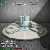 Atelier Visconti Fountain Soul