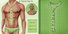 [SWaGGa] Fitmesh St. Paddy Tie