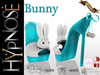 HYPNOSE - SHOES BUNNY BLUE