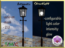 Automatic Street Light