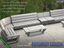 ~Isil~ Futurist Couch 2