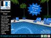 Daydream Pool - classy & animated!