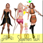 *NanasCherries* SuperHeldenLiga PackI
