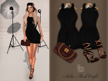 Bens Boutique - Stilla Mesh Outfit