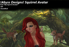 !Abyss Designs! Squirrel Avatar